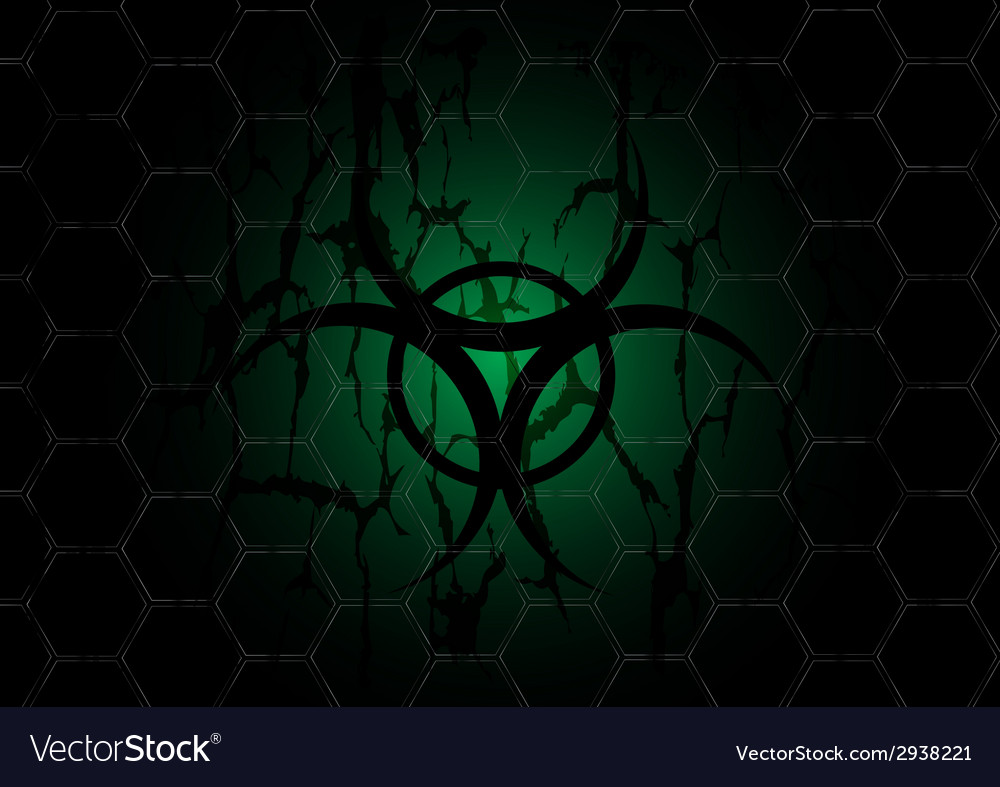 Hexmetal bio green10092014 vector | Price: 1 Credit (USD $1)