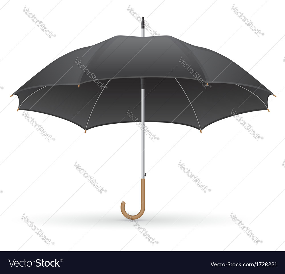Umbrella 01 vector | Price: 1 Credit (USD $1)