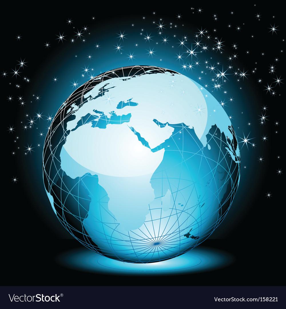 World vector | Price: 3 Credit (USD $3)