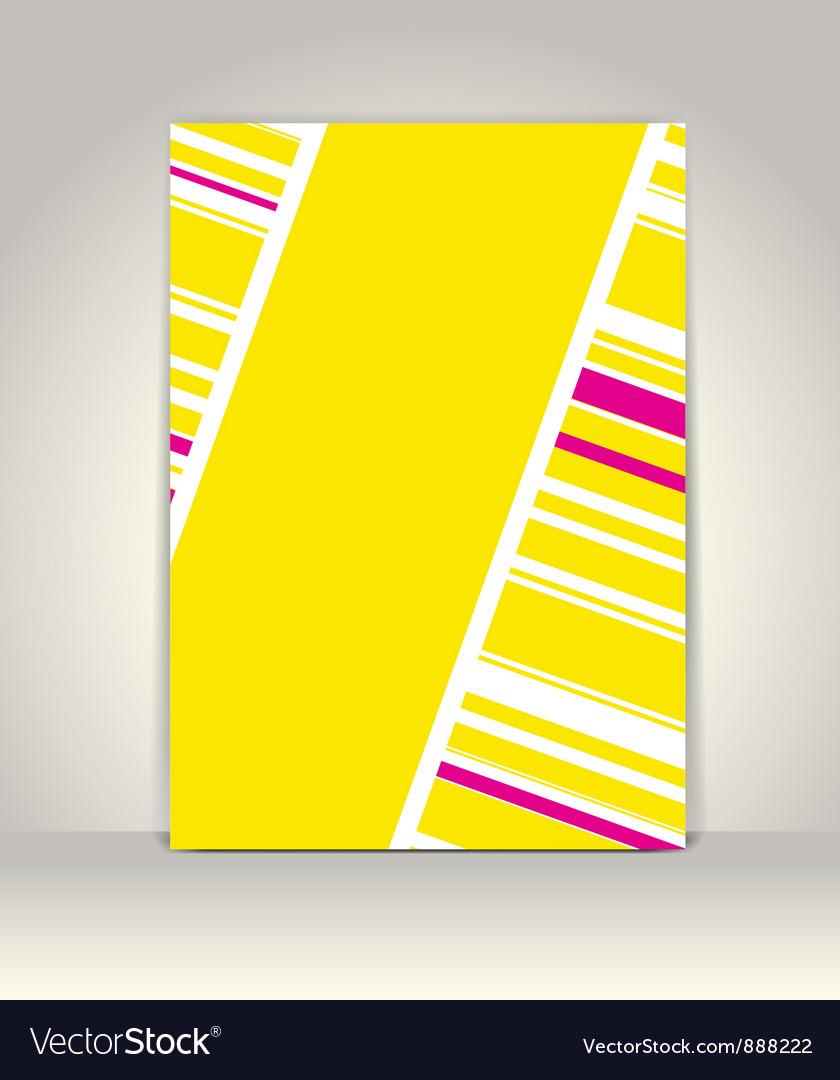 Business brochure vector | Price: 1 Credit (USD $1)