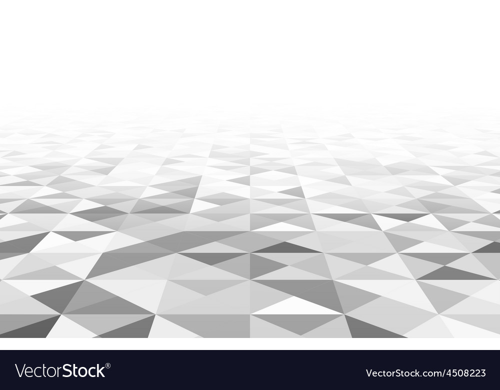 Perspective triangular surface vector | Price: 1 Credit (USD $1)