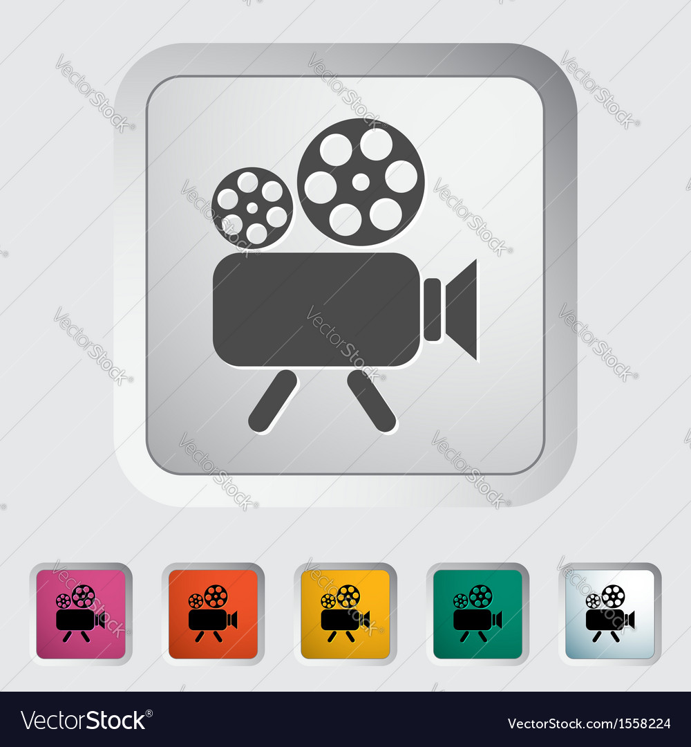 Video cam vector | Price: 1 Credit (USD $1)