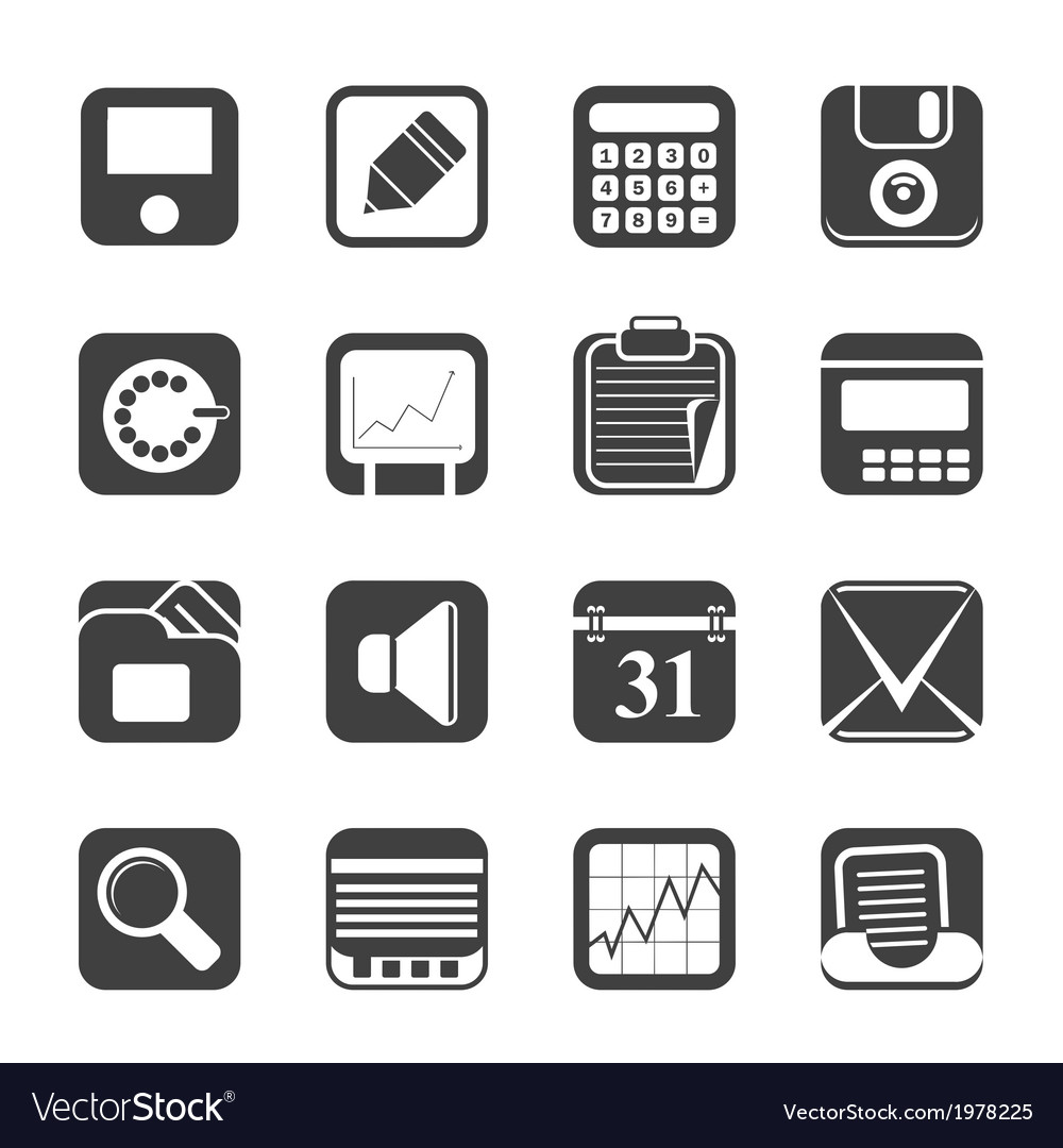 Business and finance icons vector | Price: 1 Credit (USD $1)