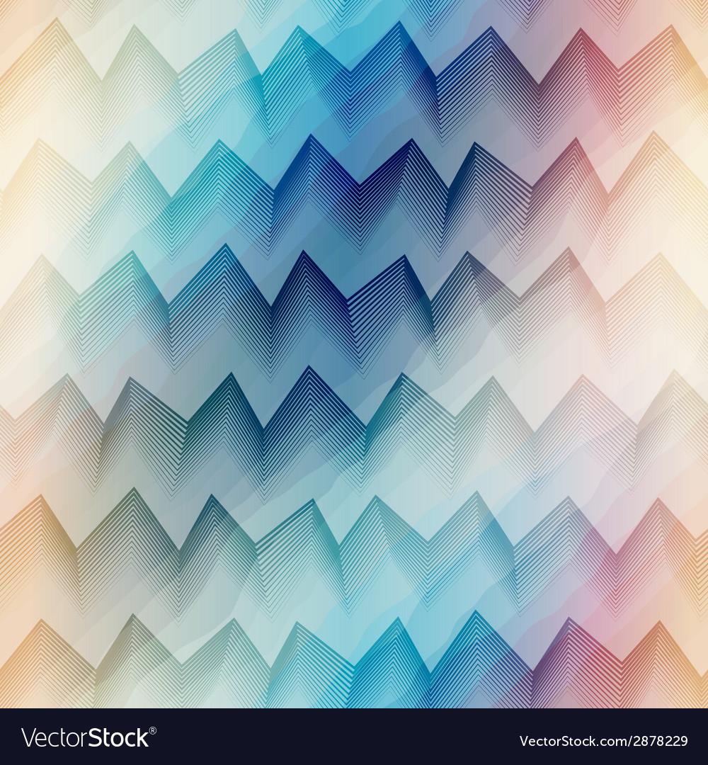 Chevron pattern vector | Price: 1 Credit (USD $1)