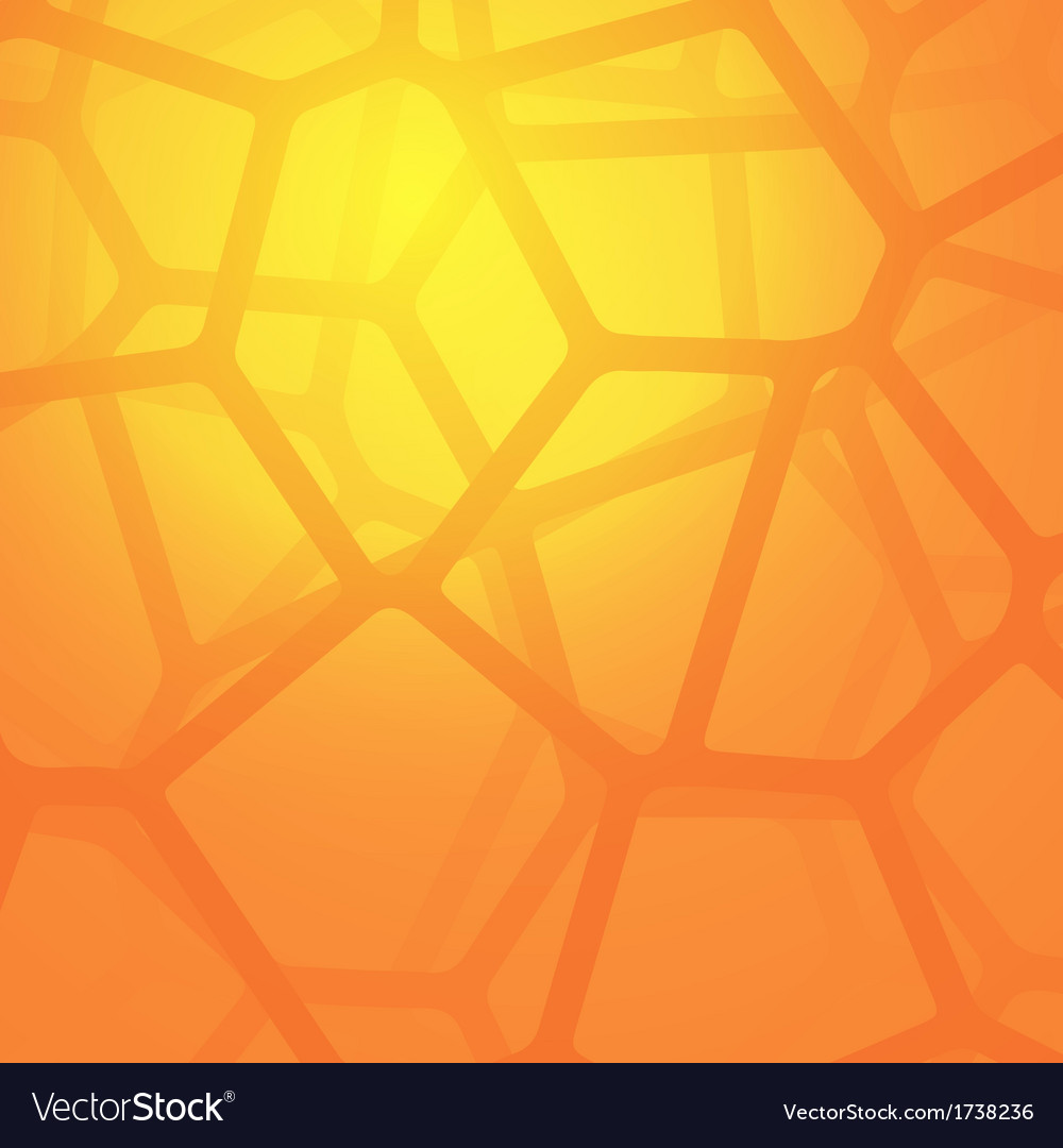 Abstract background with cells vector | Price: 1 Credit (USD $1)
