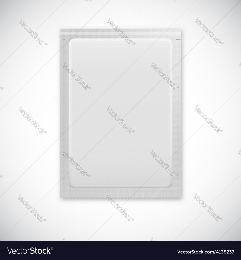 Aluminum bag package vector | Price: 1 Credit (USD $1)