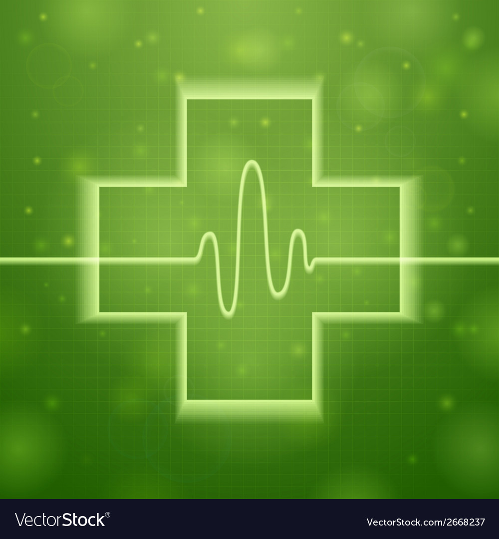 Medical cross vector | Price: 1 Credit (USD $1)