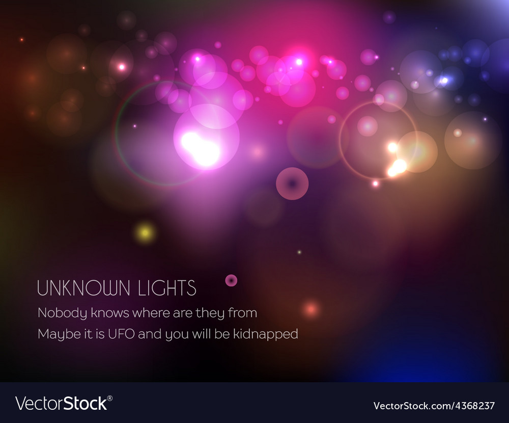 Shine bokeh background vector | Price: 1 Credit (USD $1)