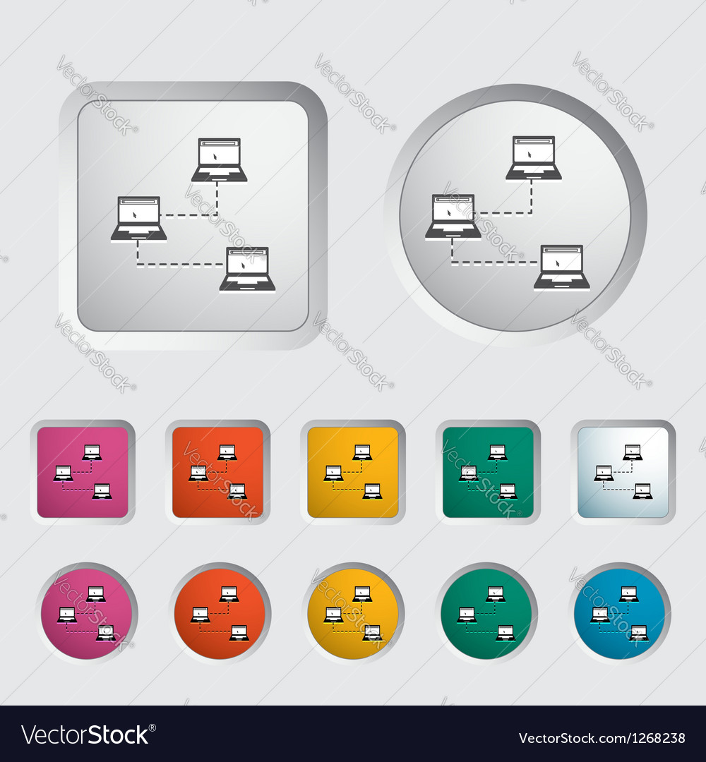 Computer network vector   Price: 1 Credit (USD $1)