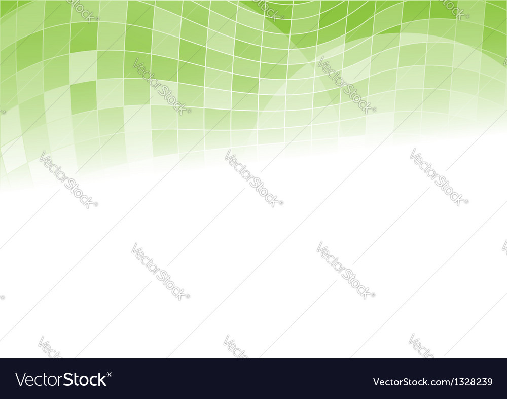 Green background with tiles on top vector | Price: 1 Credit (USD $1)