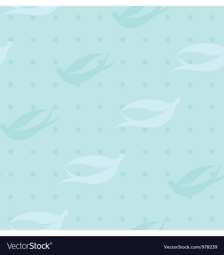 The sea pattern vector | Price: 1 Credit (USD $1)