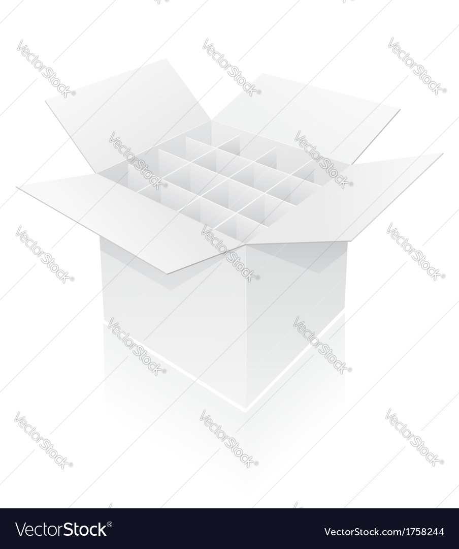 Packing box 11 vector | Price: 1 Credit (USD $1)
