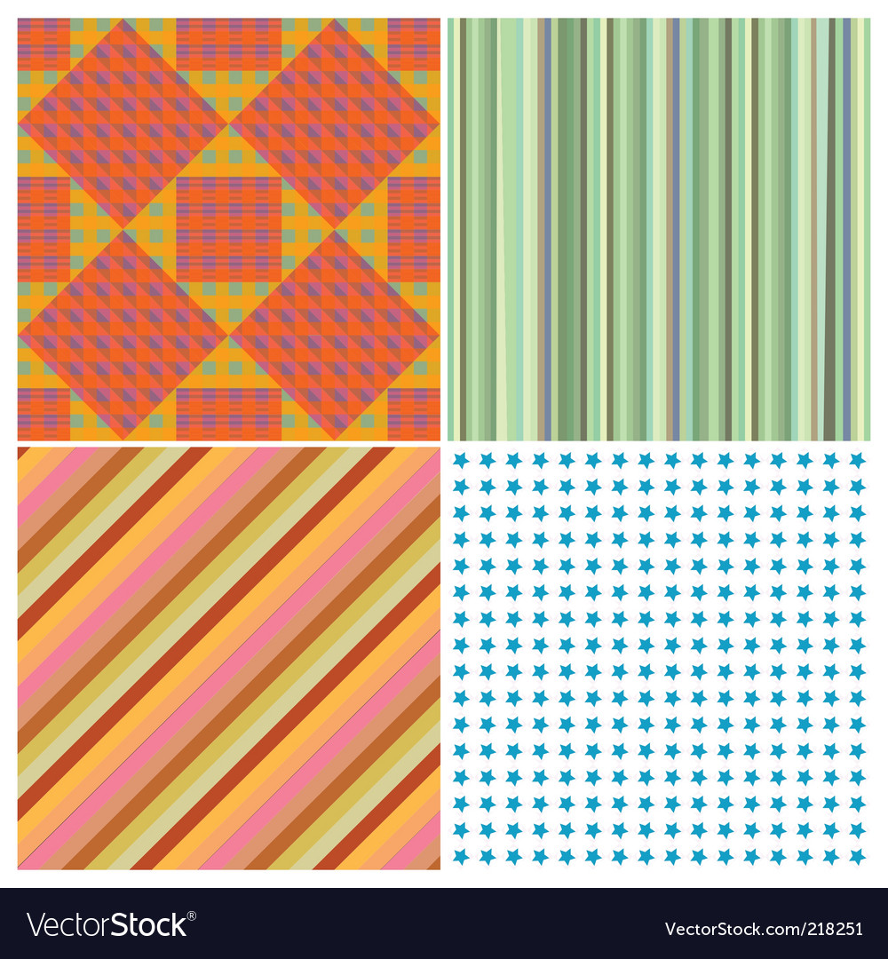 Stripe collection vector