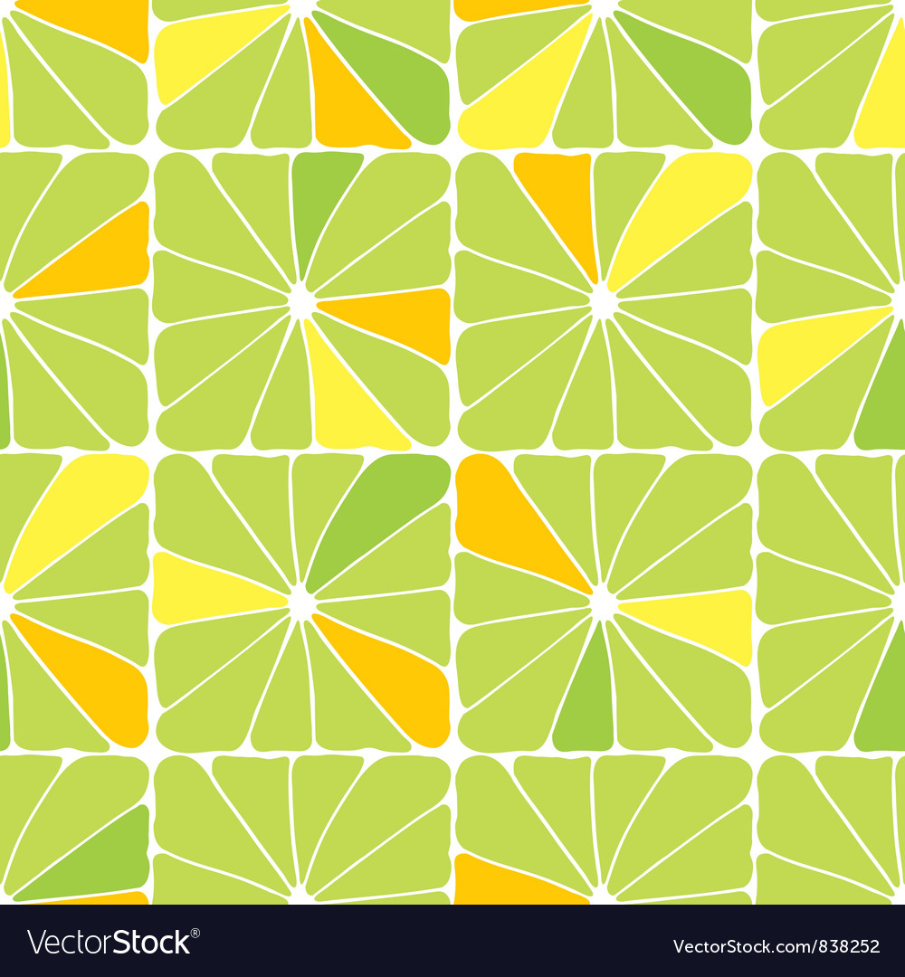 Seamless abstract pattern template for design vector | Price: 1 Credit (USD $1)