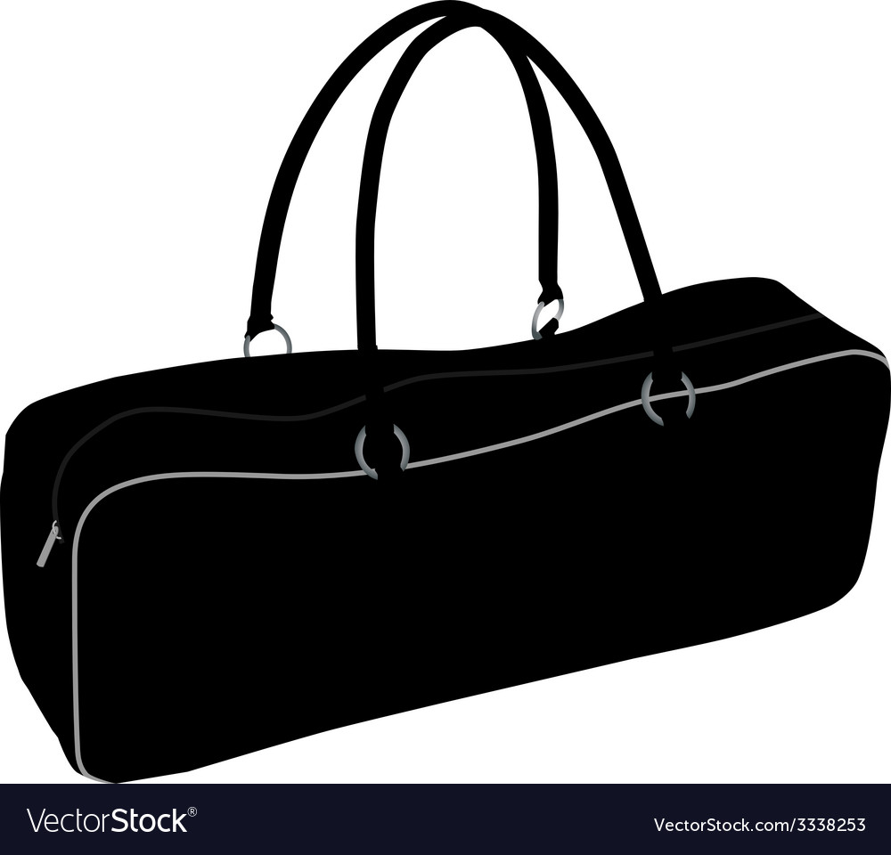 Sport bag vector | Price: 1 Credit (USD $1)