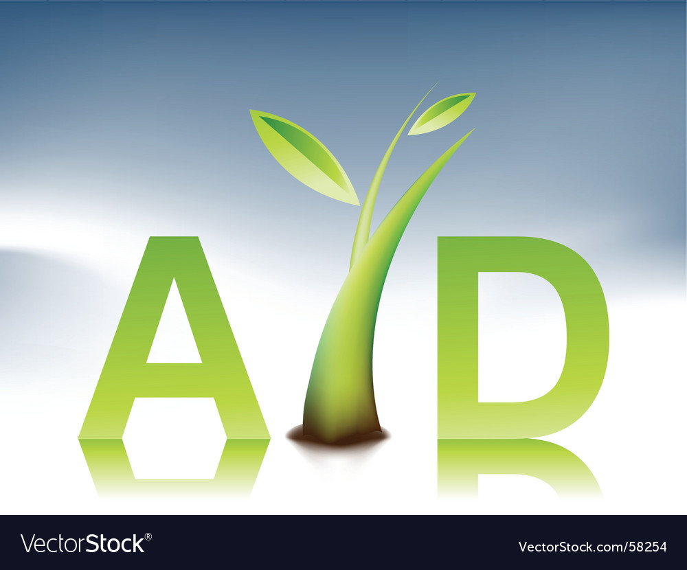 Aid illustration vector | Price: 1 Credit (USD $1)