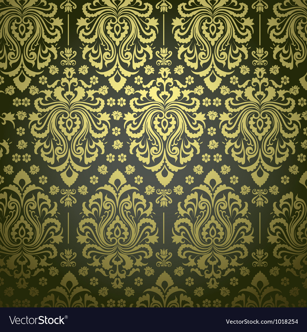 Luxury floral pattern vector | Price: 1 Credit (USD $1)