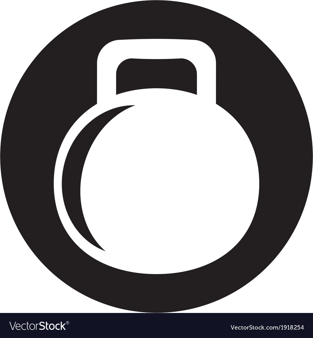 Weight icon vector | Price: 1 Credit (USD $1)