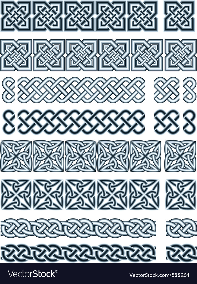 Celtic style vector | Price: 1 Credit (USD $1)