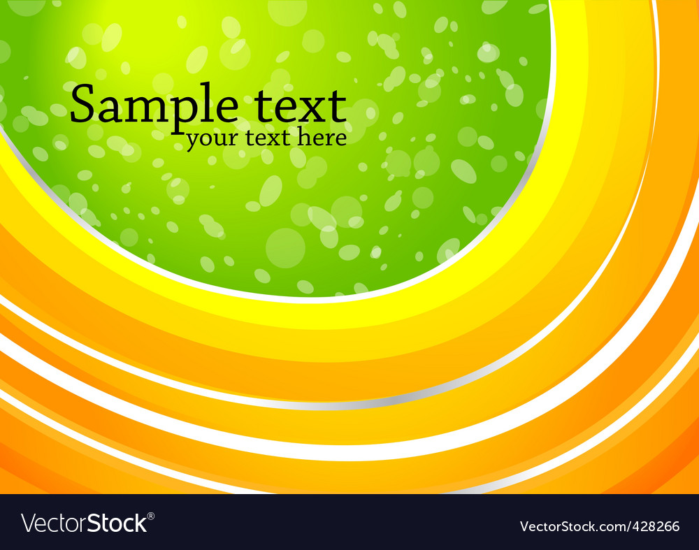abstract bright colorful background vector | Price: 1 Credit (USD $1)