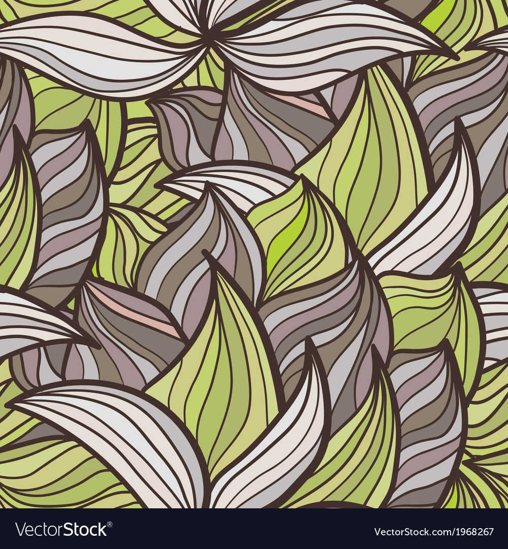 Abstract background of petal and wave vector | Price: 1 Credit (USD $1)