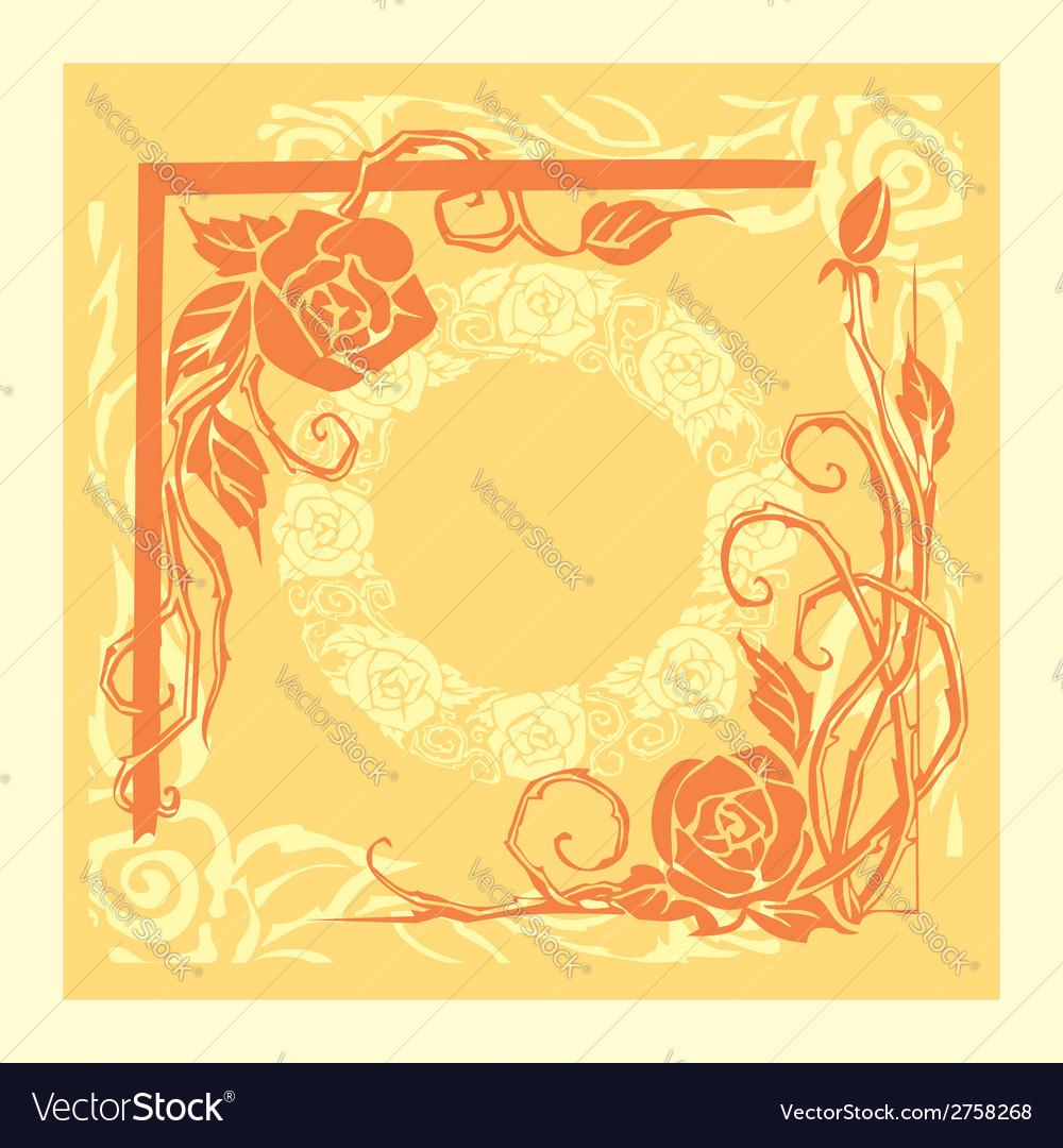 Corner design - set vector | Price: 1 Credit (USD $1)
