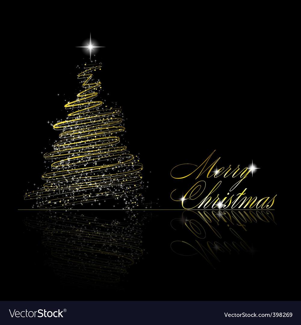 Christmas tree vector   Price: 1 Credit (USD $1)