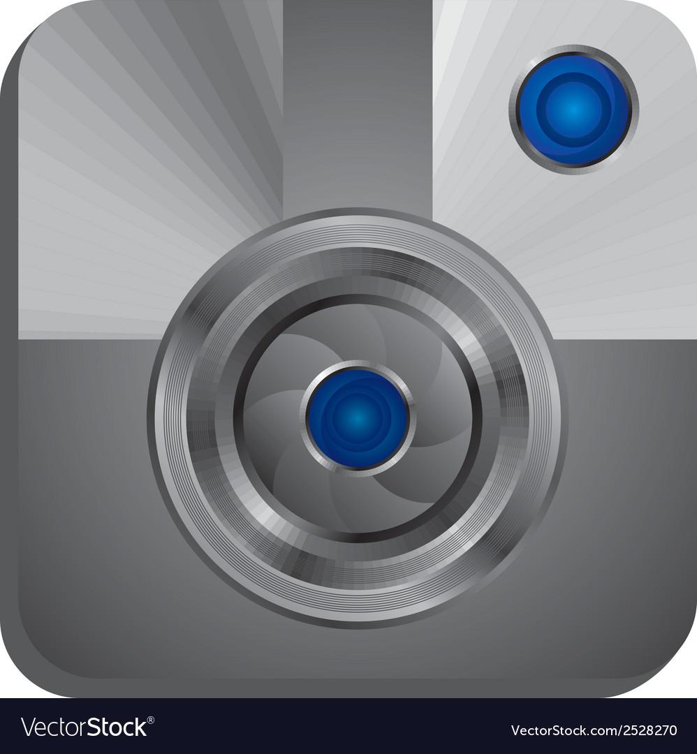 Web cam design vector | Price: 1 Credit (USD $1)