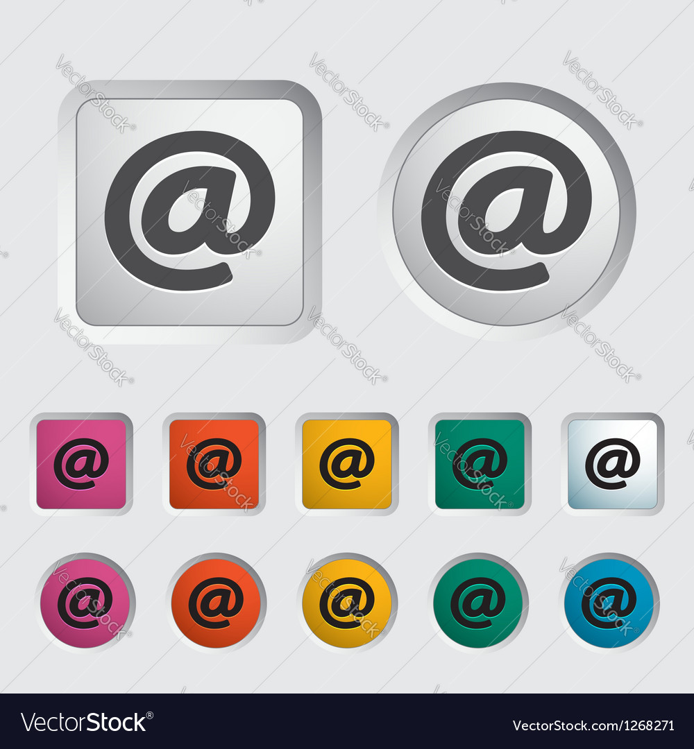 Email vector | Price: 1 Credit (USD $1)
