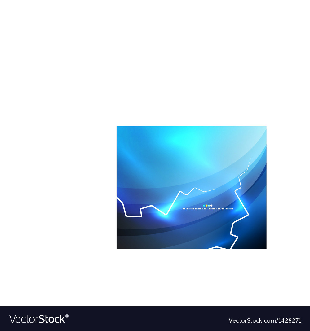 Lightning abstract vector | Price: 1 Credit (USD $1)