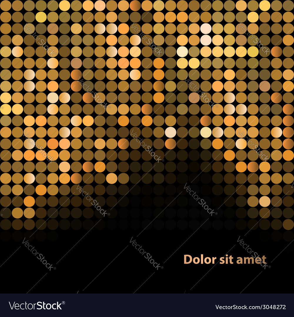 Shiny background with sequins vector   Price: 1 Credit (USD $1)
