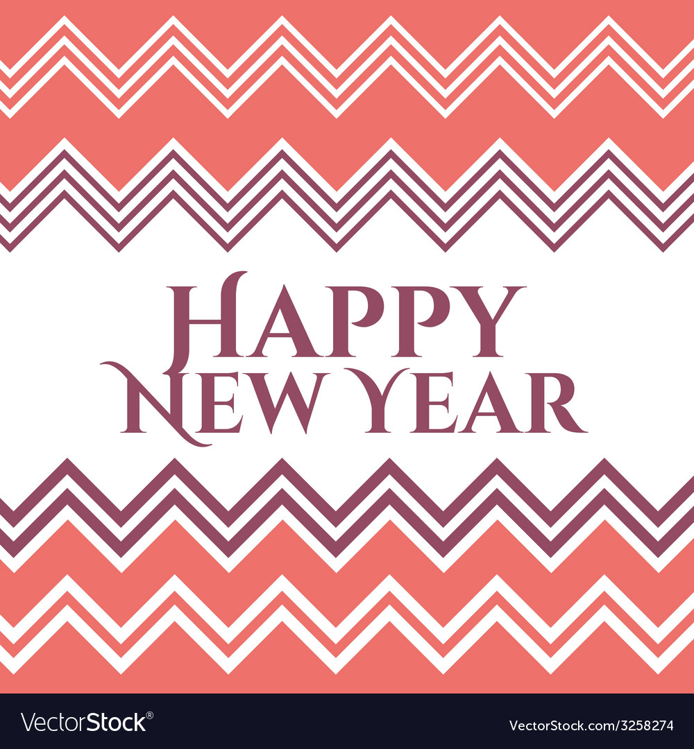 Happy new year christmas frame vector | Price: 1 Credit (USD $1)