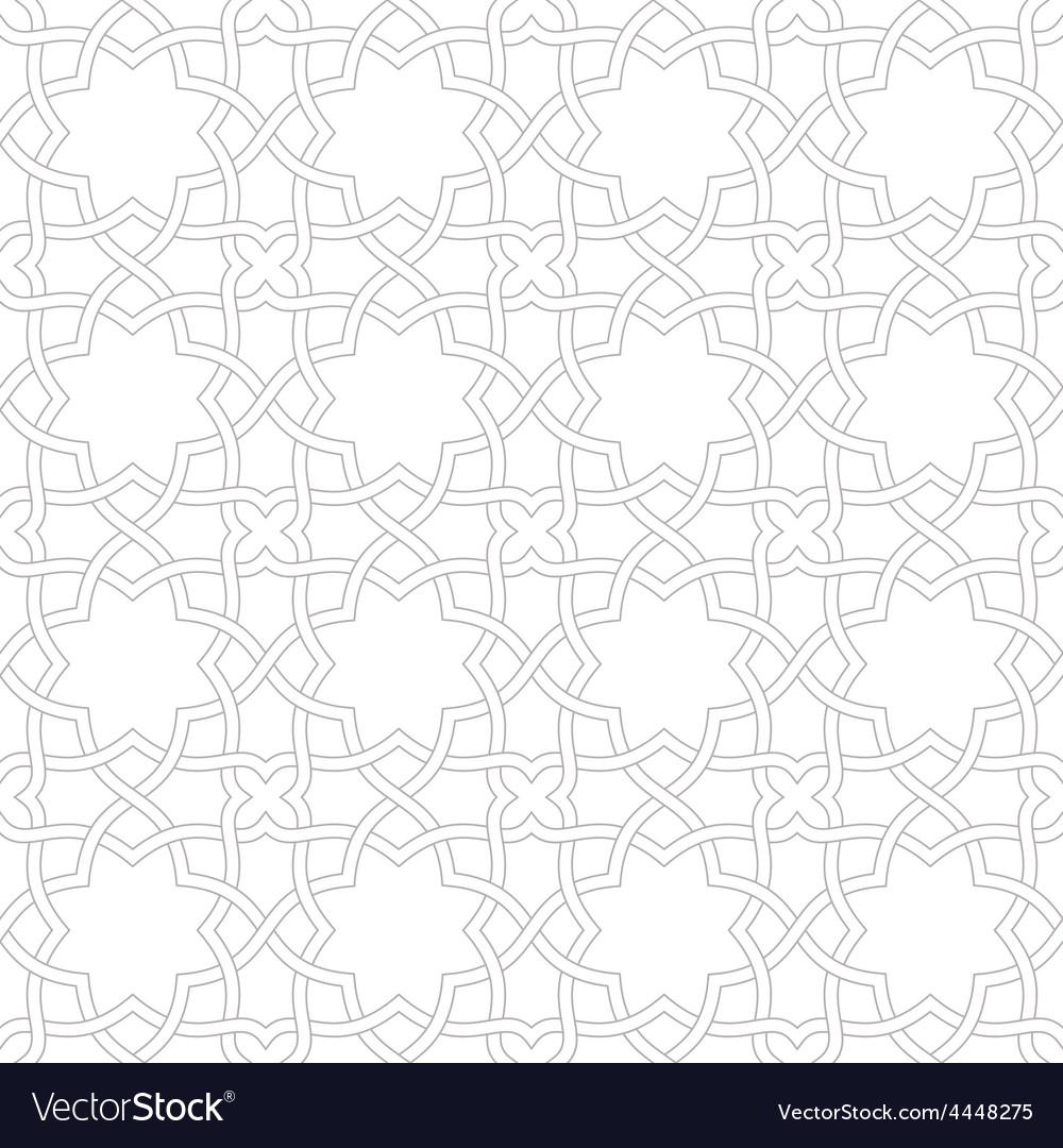 Arabic seamless pattern vector | Price: 1 Credit (USD $1)