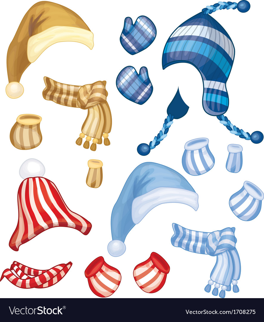 Set hats vector | Price: 1 Credit (USD $1)