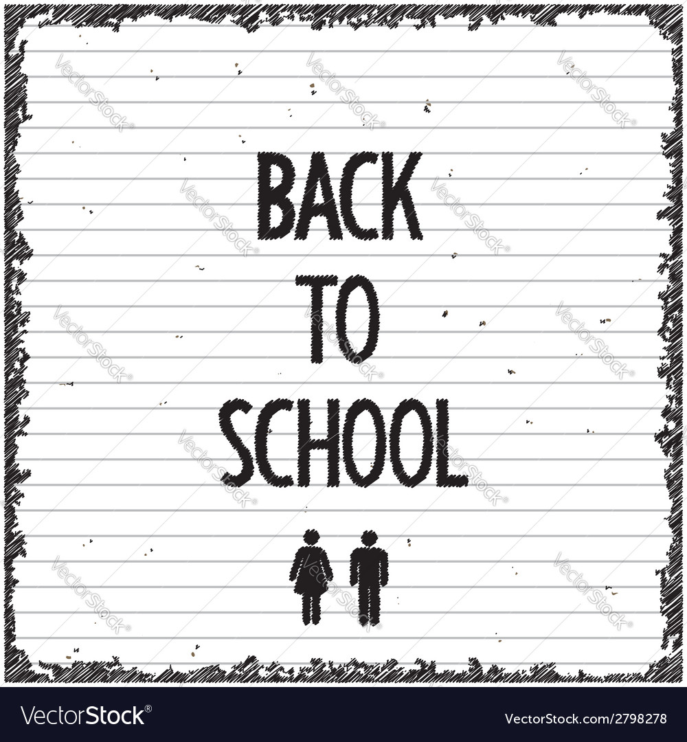 Back to school vector   Price: 1 Credit (USD $1)
