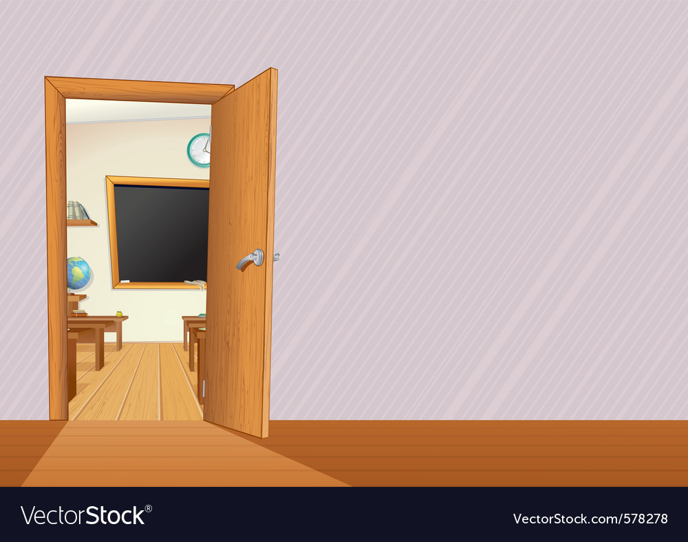 School llustration with copy space for your text vector | Price: 1 Credit (USD $1)