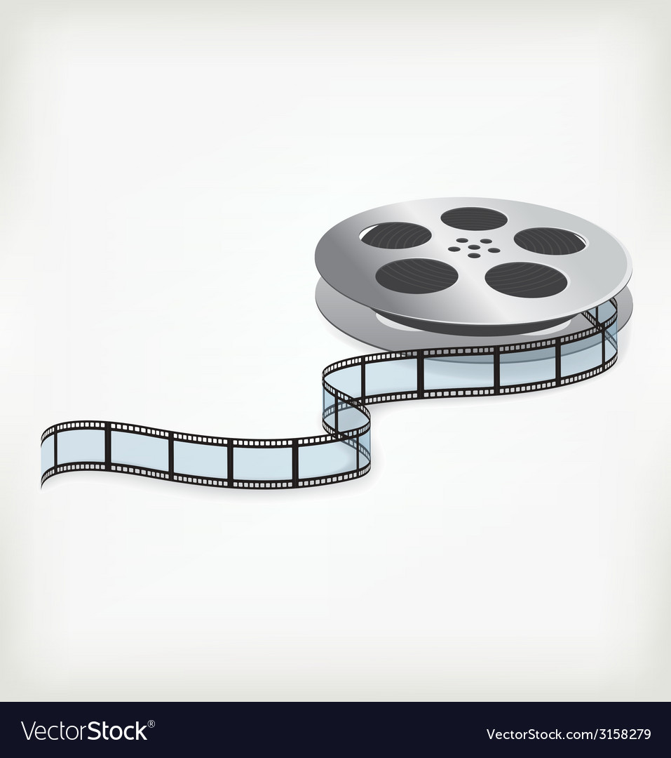 Film coil vector | Price: 1 Credit (USD $1)
