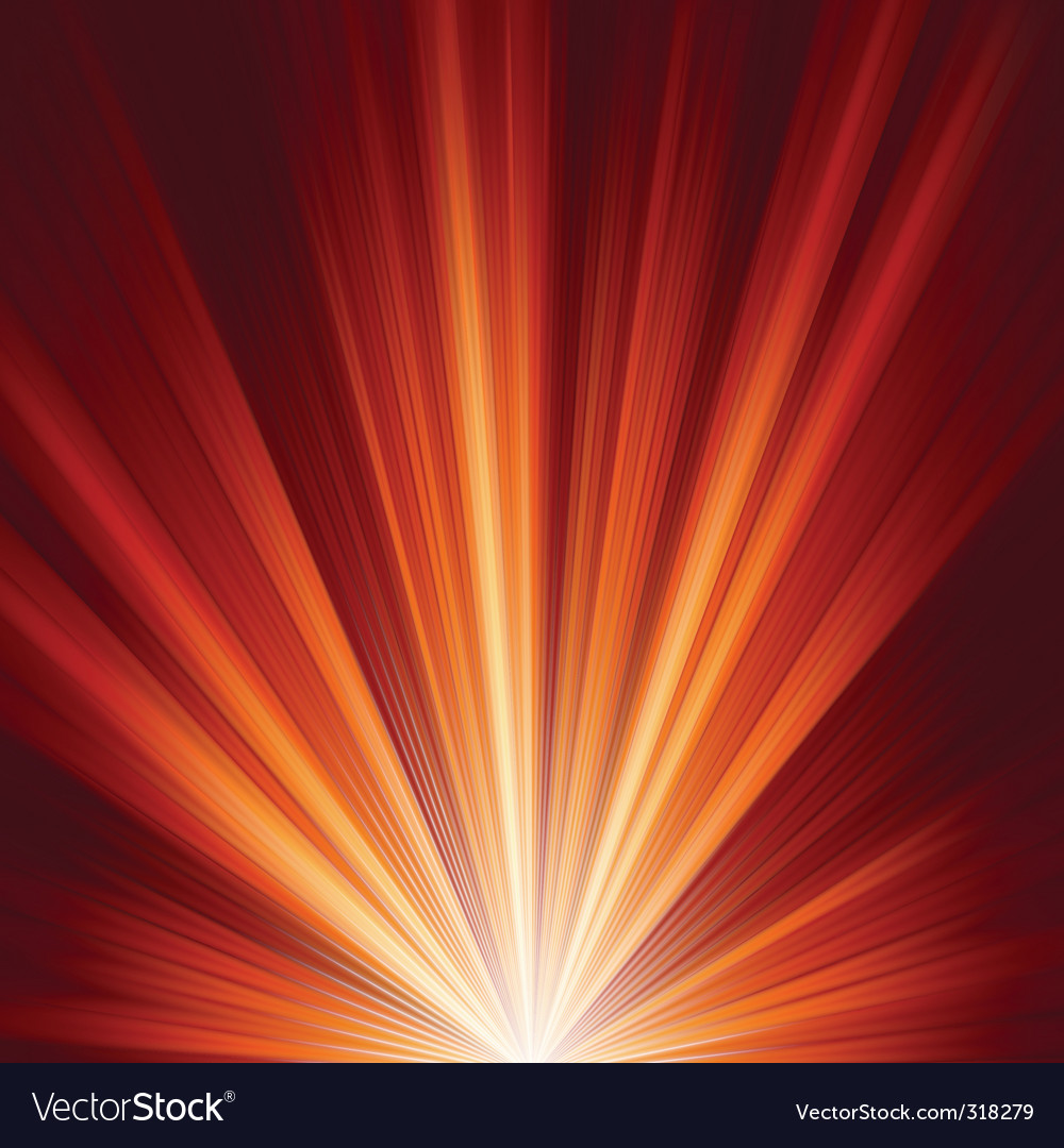Light burst vector | Price: 1 Credit (USD $1)