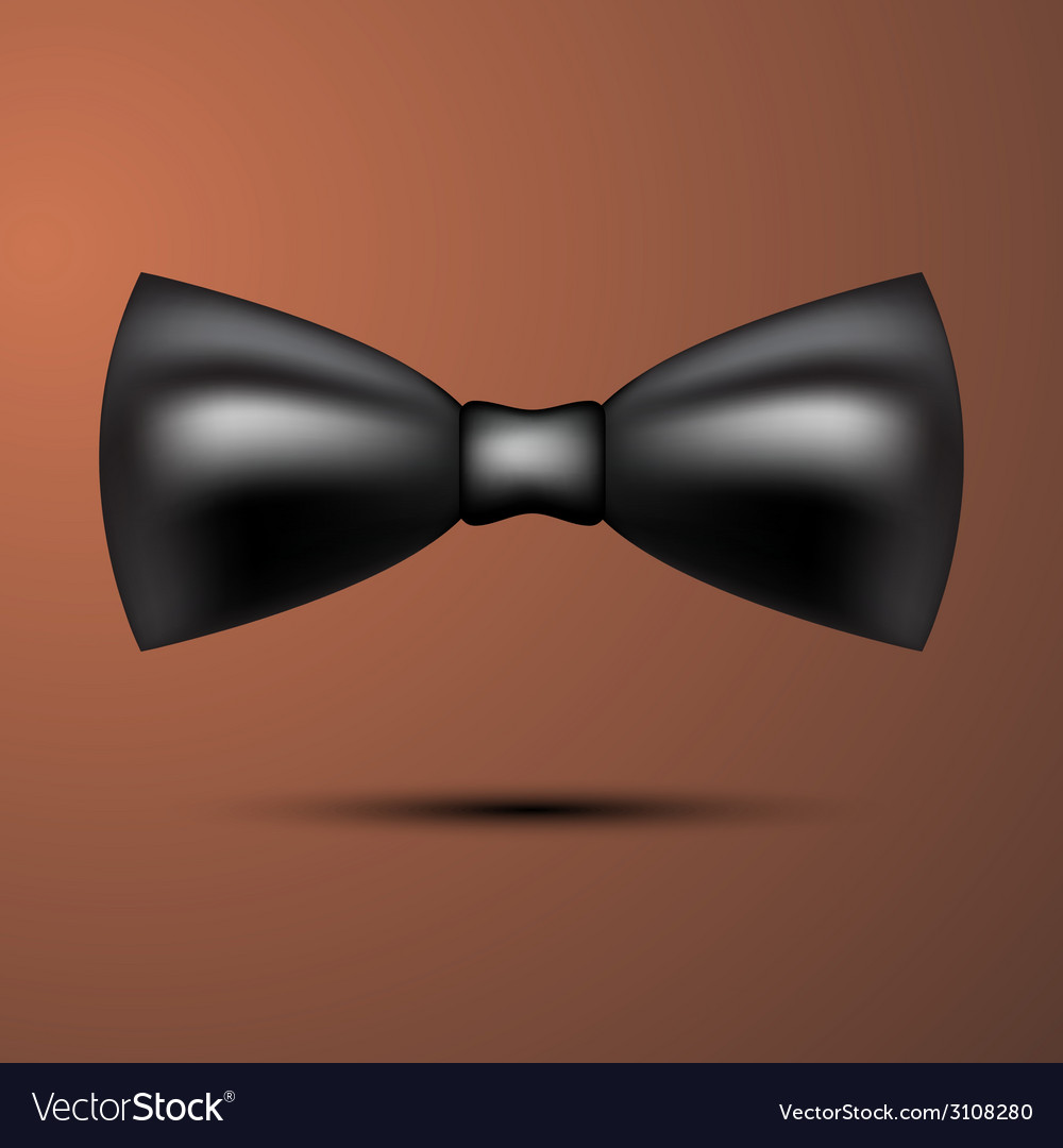 Bow tie vector | Price: 1 Credit (USD $1)