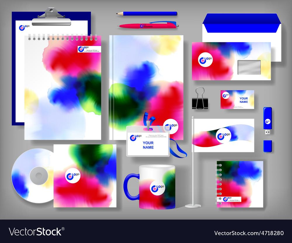 Design corporate templates vector | Price: 1 Credit (USD $1)