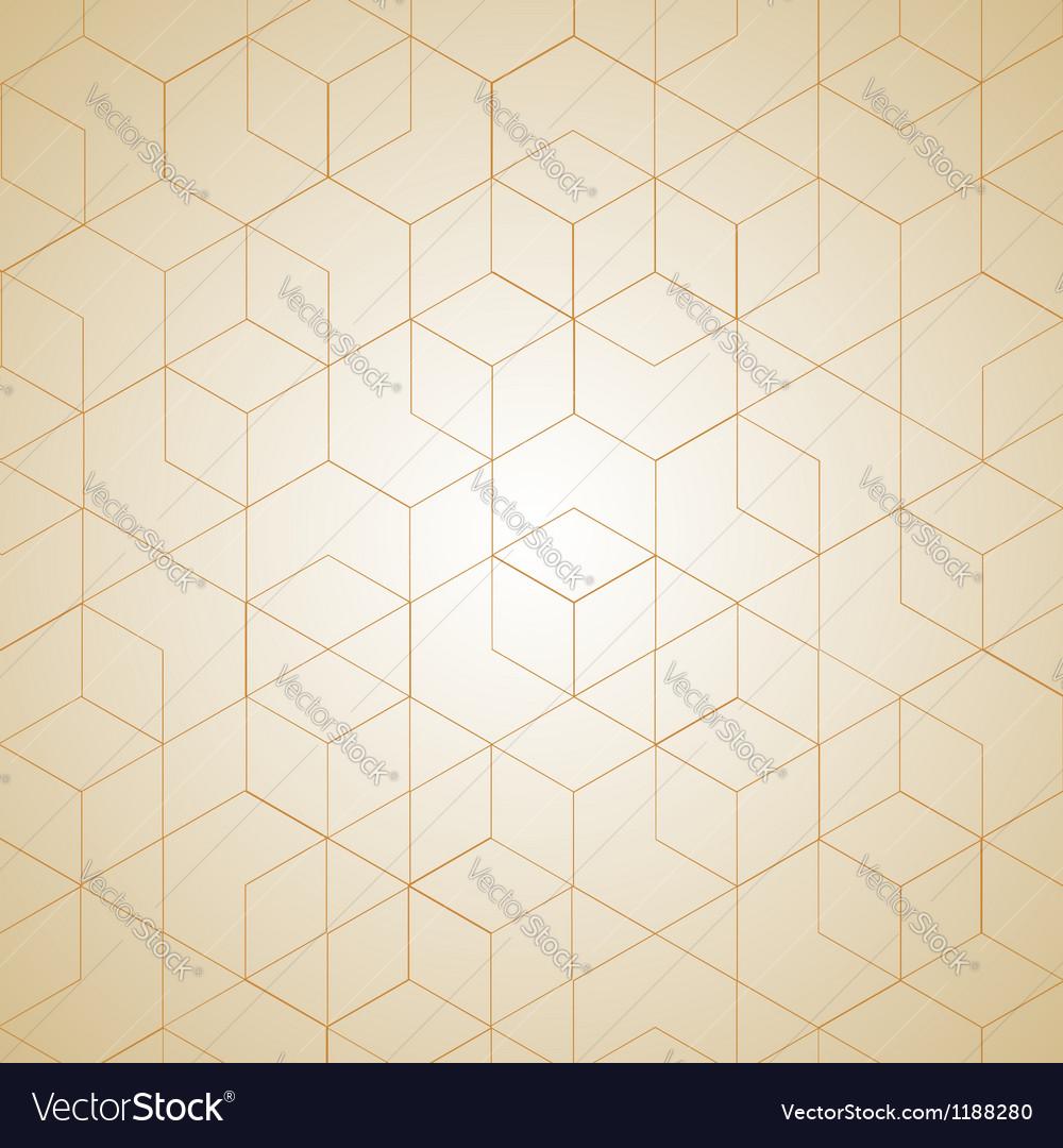 Isometric geometric vector | Price: 1 Credit (USD $1)