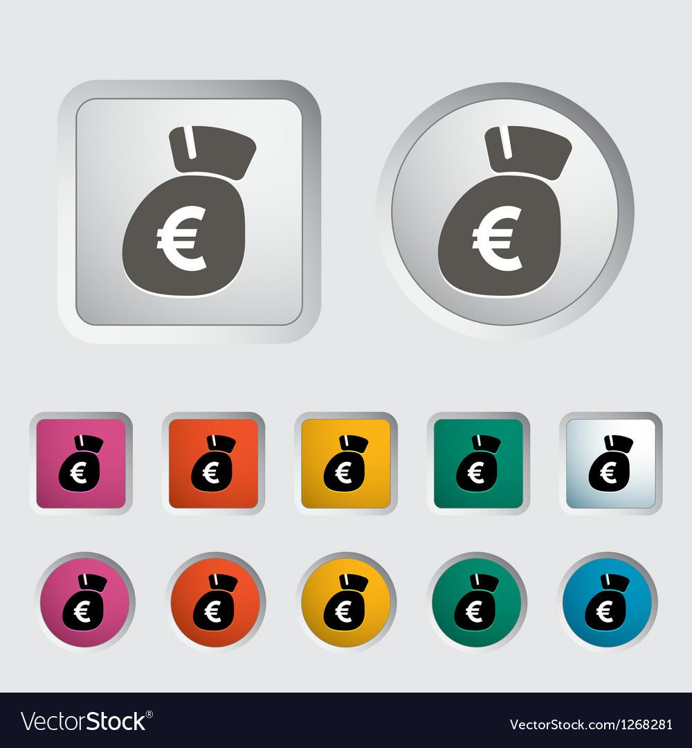 Euro 2 vector | Price: 1 Credit (USD $1)