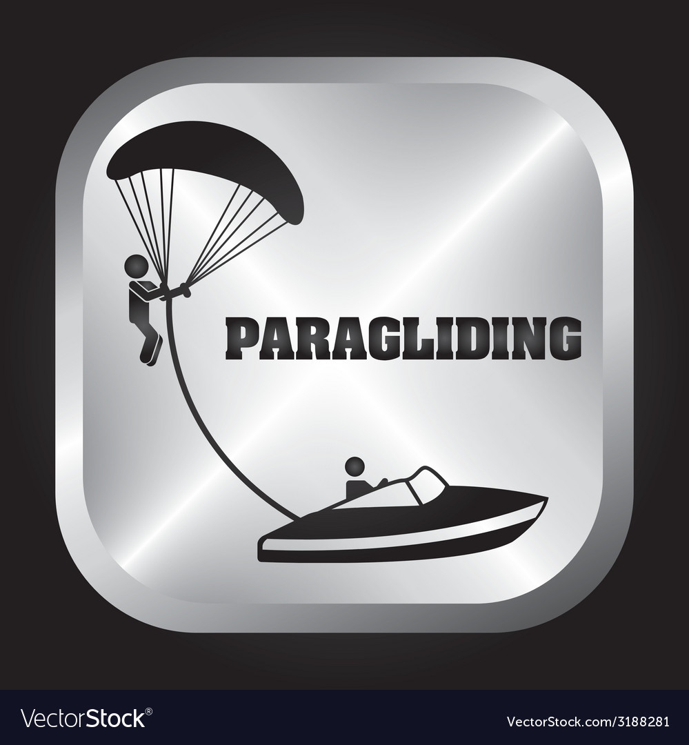 Paragliding design vector   Price: 1 Credit (USD $1)