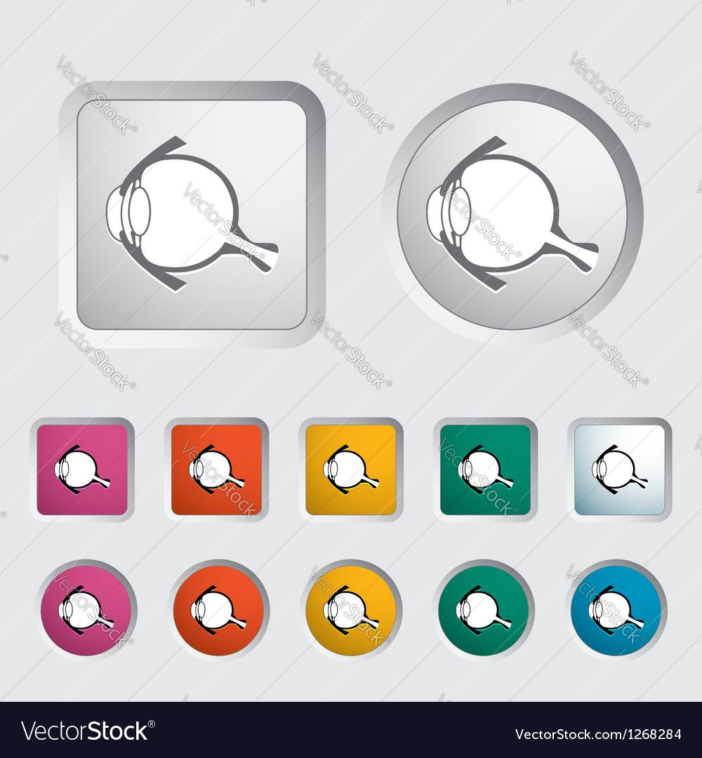 Eye 3 vector | Price: 1 Credit (USD $1)