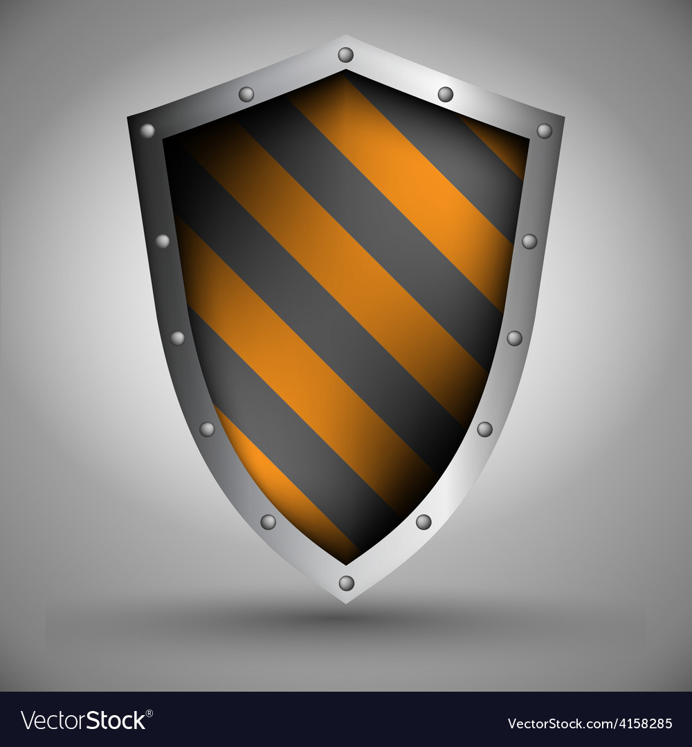 Shield design vector | Price: 1 Credit (USD $1)