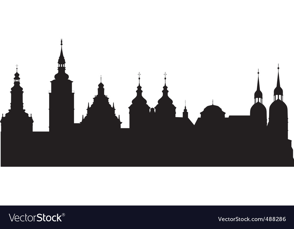 Historical city vector | Price: 1 Credit (USD $1)