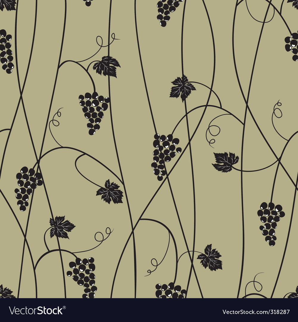 Grapevine vector | Price: 1 Credit (USD $1)