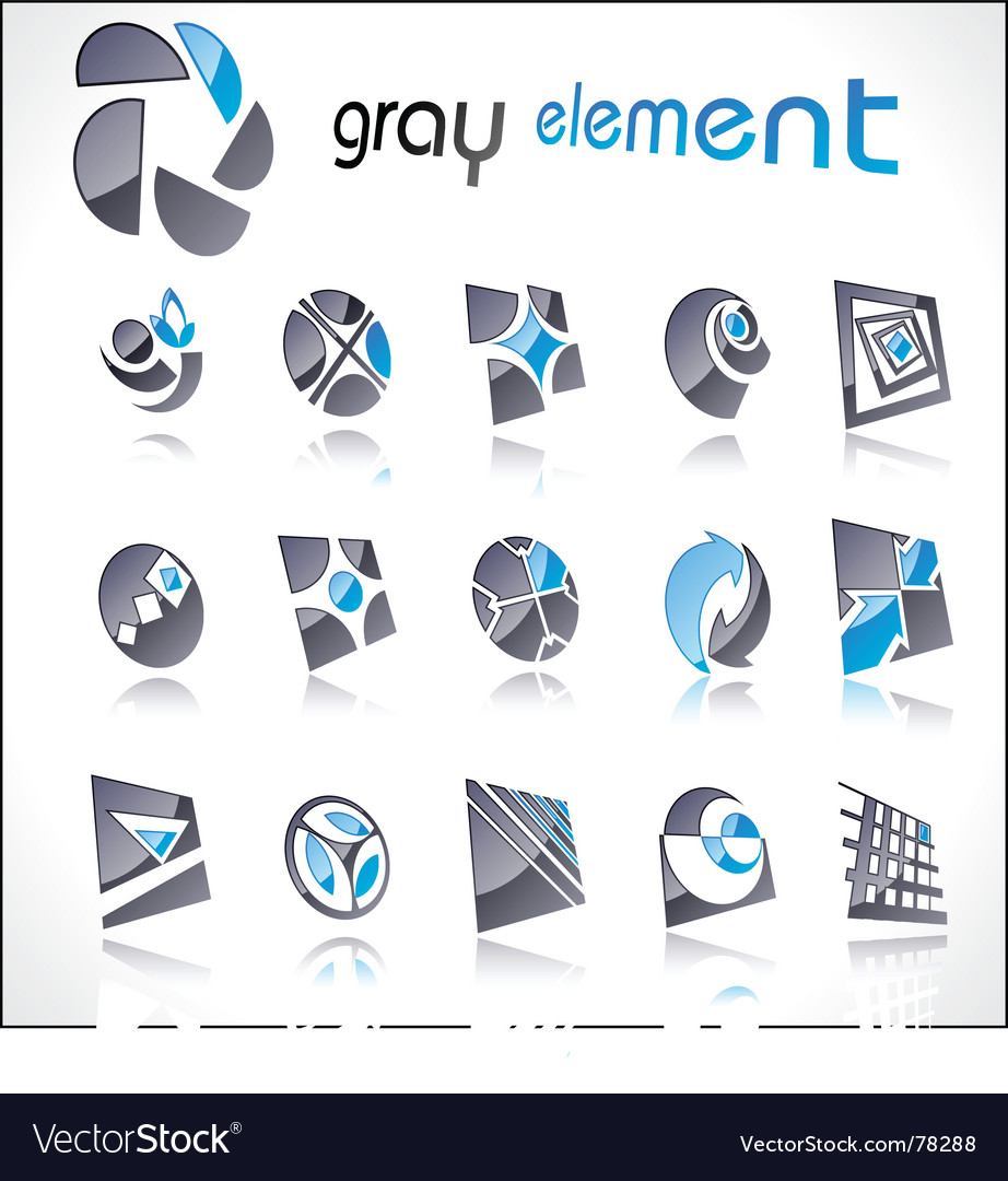 Design elements vector | Price: 1 Credit (USD $1)