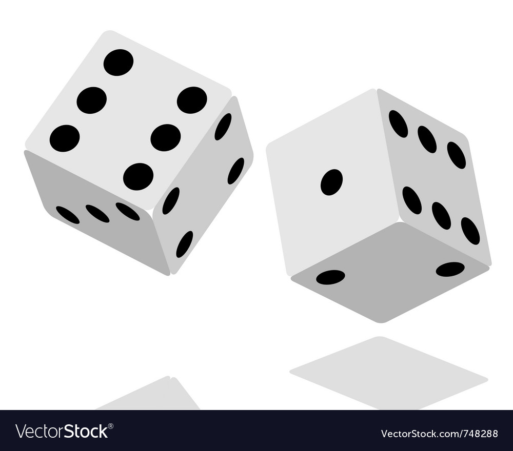Dices background vector   Price: 1 Credit (USD $1)