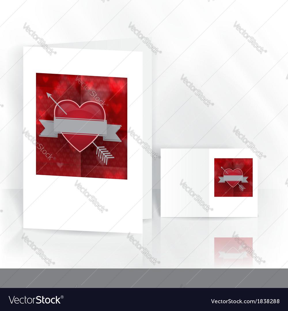 Happy valentines day vector | Price: 1 Credit (USD $1)